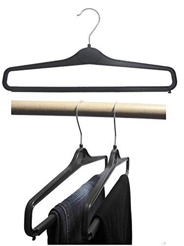 kleiderb gel na 43 kunststoff 50 st ck aimnexa. Black Bedroom Furniture Sets. Home Design Ideas