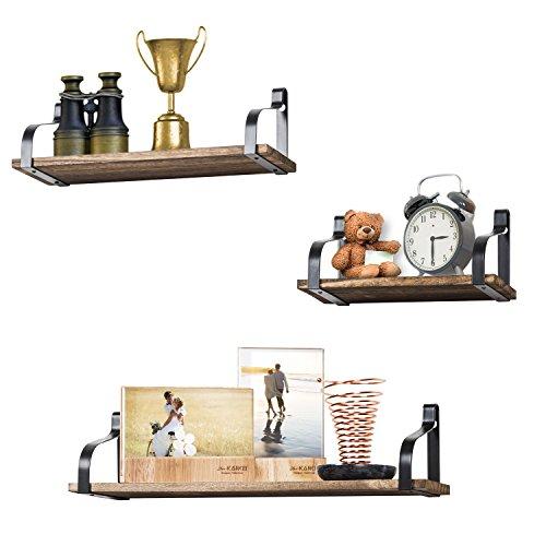 love kankei wandregal schweberegal h ngeregal u form wandboard 3er set 43 33 23cm l aimnexa. Black Bedroom Furniture Sets. Home Design Ideas