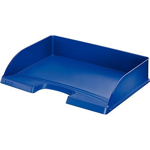leitz 52180085 briefkorb standard plus a4 quer polystyrol grau aimnexa. Black Bedroom Furniture Sets. Home Design Ideas