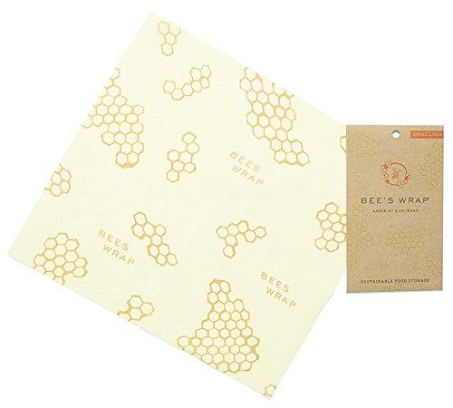 Bee's Wrap Wachspapier, Set mit 3 Stück, verschiedene