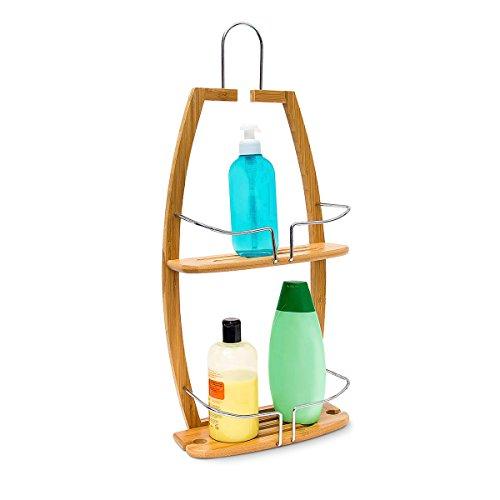t rgarderobe handtuchhalter garderobe aus bambus mit 6 haken aimnexa. Black Bedroom Furniture Sets. Home Design Ideas