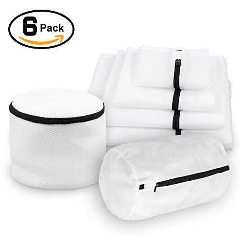 w schenetz gepolstert mit rei verschluss f r waschmaschine 6 st ck premium w schesack klein und. Black Bedroom Furniture Sets. Home Design Ideas