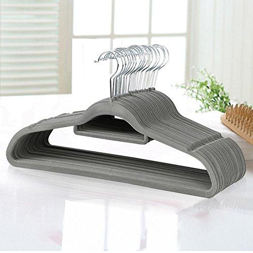 songmics kleiderb gel hosenb gel samt mit steg und clips. Black Bedroom Furniture Sets. Home Design Ideas