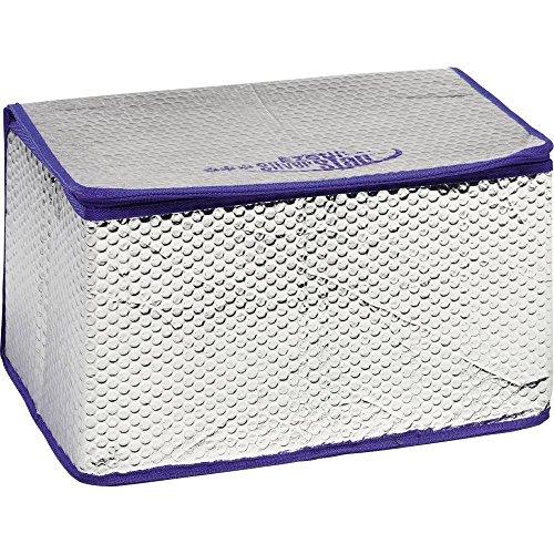 klappbox t v zert 45 l bis 50 kg anthrazit rot faltbox. Black Bedroom Furniture Sets. Home Design Ideas