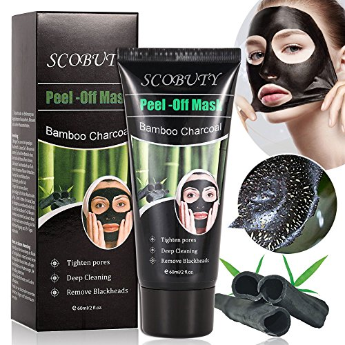 mitesser maske peel off maske blackhead maske black mask gesichtsmaske schwarz. Black Bedroom Furniture Sets. Home Design Ideas